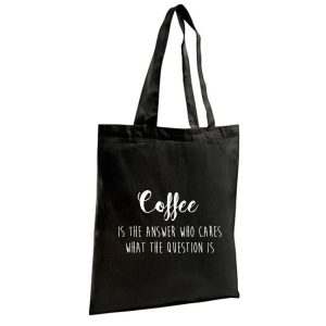 Shopping Bag coffee is the answer