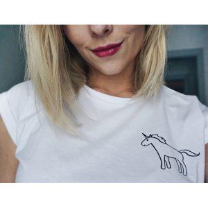Shirt little unicorn
