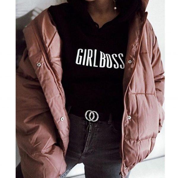 Hoodie Girlboss
