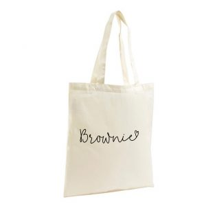 Shopping Bag Brownie