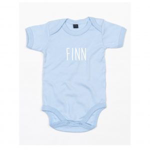 Baby Bodysuit Wunschname